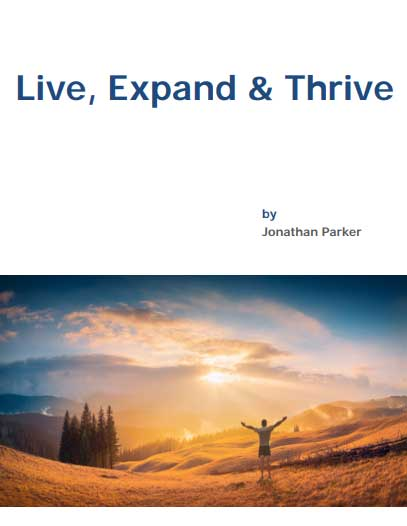 live expand and thrive